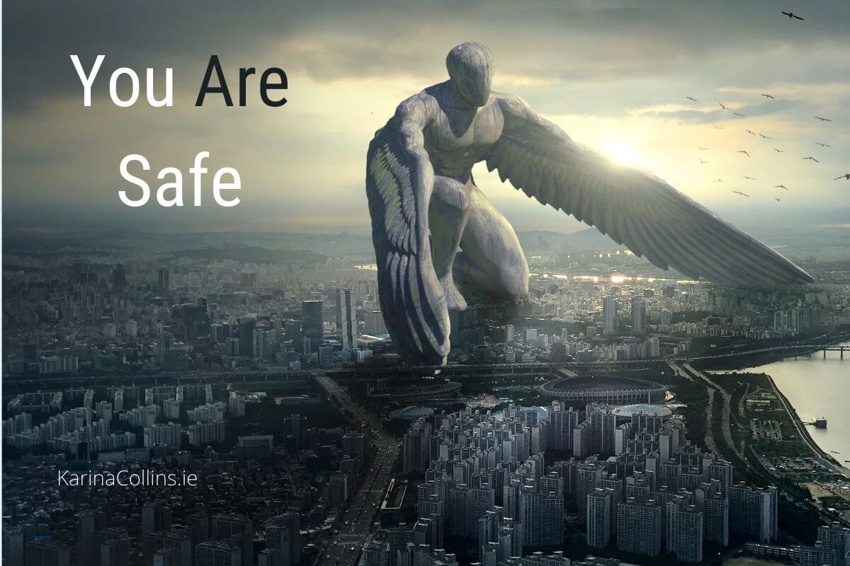 Archangel Message You Are Safe and Protected